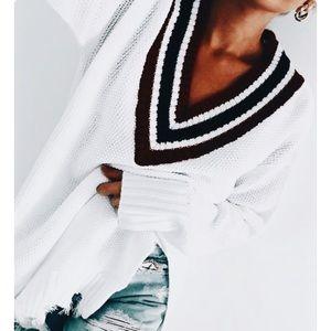 Nasty Gal Oversized Sweater